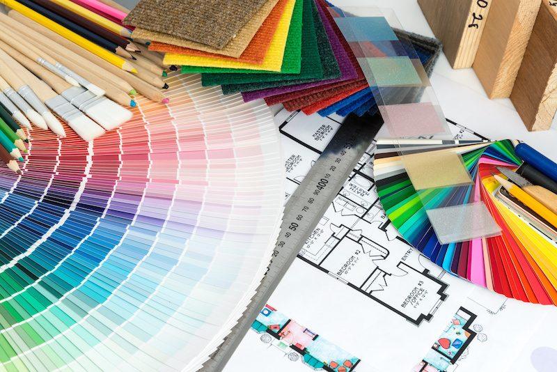 Lựa chọn màu sắc thiết kế cho nhà 3 tầng
