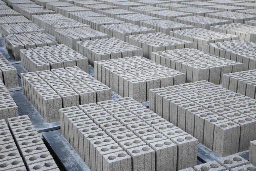 Gạch không nung hiện là loại gạch được ưa chuộng trong một vài năm gần đây
