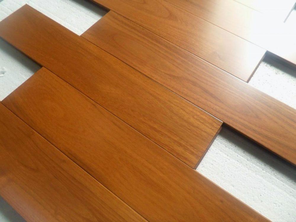 Sàn gỗ tự nhiên ghép thanh