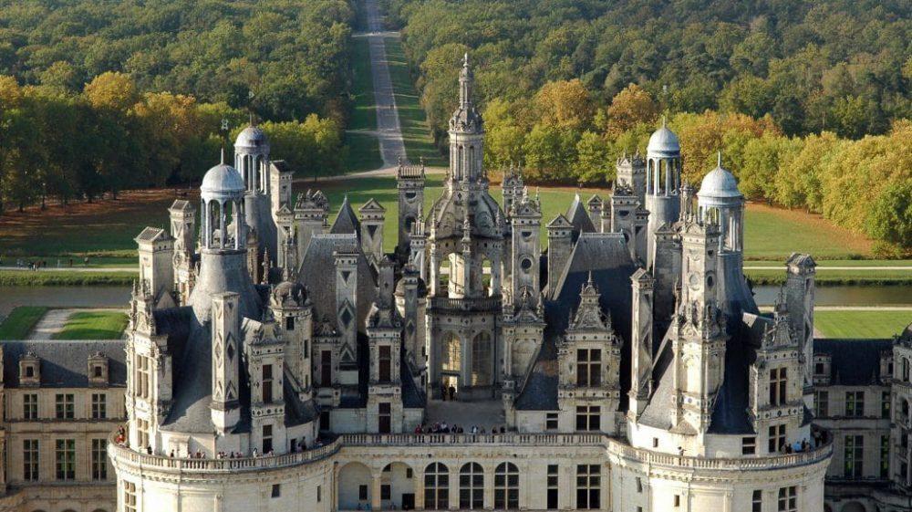 Gothic giúp hình thành những những công trình kiến trúc mang tính nghệ thuật cao trên khắp thế giới