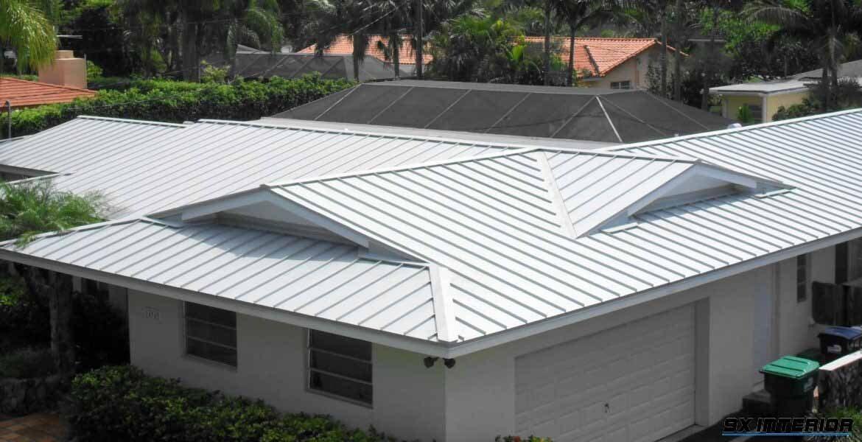 Và là một trong những dạng vật liệu phổ biến dùng trong lợp mái của các khu công nghiệp
