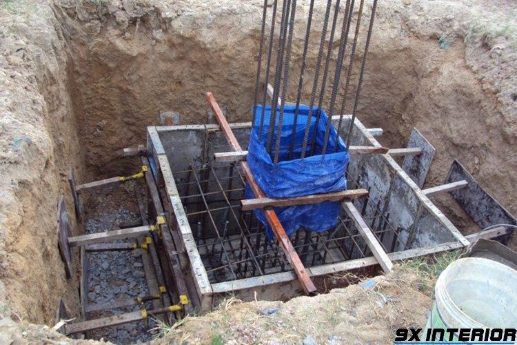 Móng đơn là loại móng được dùng nhiều trong việc cải tạo, gia cố hoặc xây dựng trong các công trình có tải trọng vừa và nhẹ