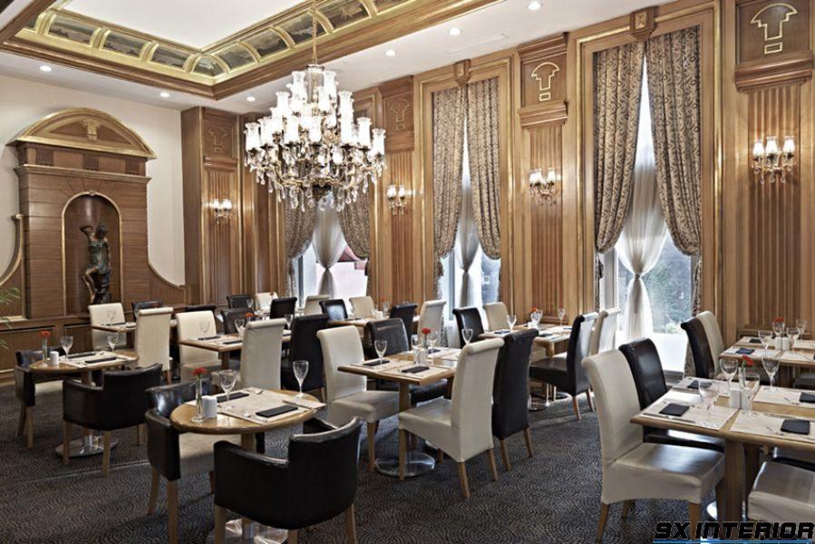 nhà hàng Phong cách châu Âu