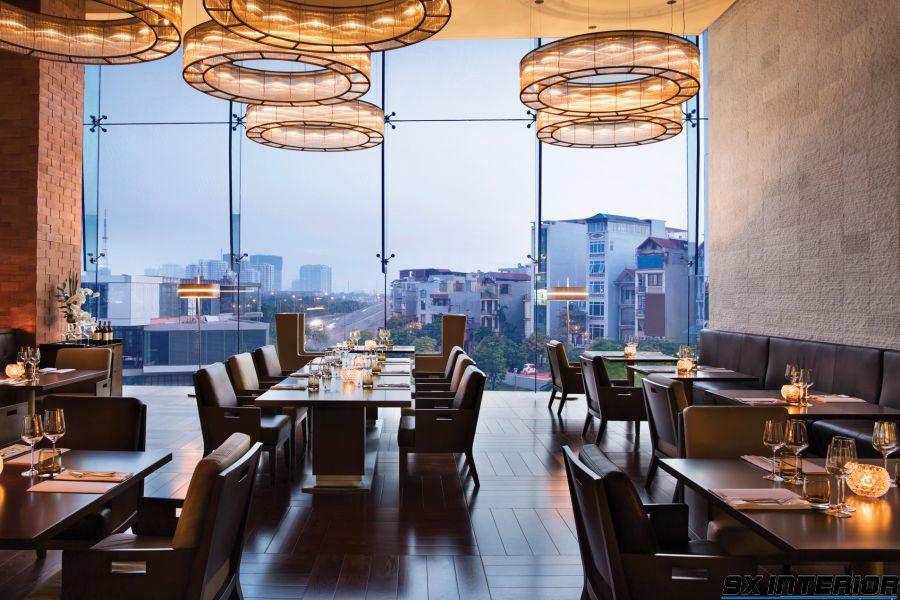 Nhà hàng Phong cách hiện đại
