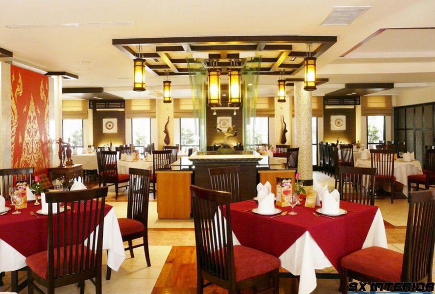 Ngoài không gian ăn uống thì gian bếp cũng là một trong những khu vực then chốt, quyết định lớn đến công việc kinh doanh