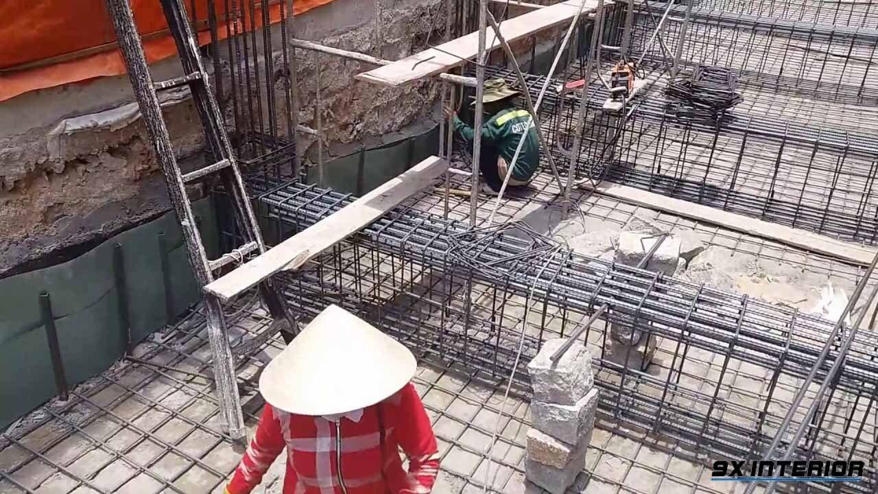 Nguyên vật liệu đảm bảo sẽ quyết định chất lượng của công trình nhà ở