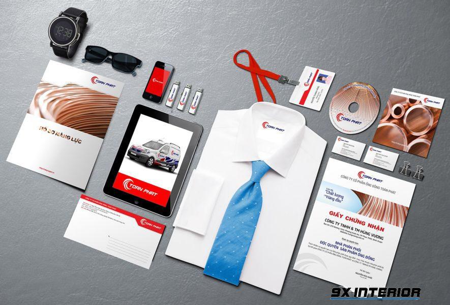 sales kit cần thể hiện được những đặc trưng nhất của sản phẩm mang dấu ấn nhận diện thương hiệu để đảm bảo uy tín với khách hàng khi tiếp cận