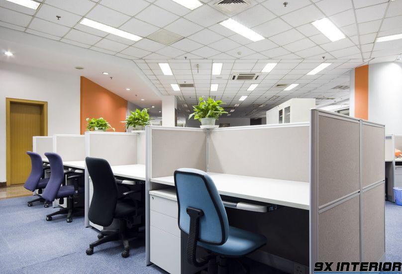 Tính riêng tư, độc lập của văn phòng