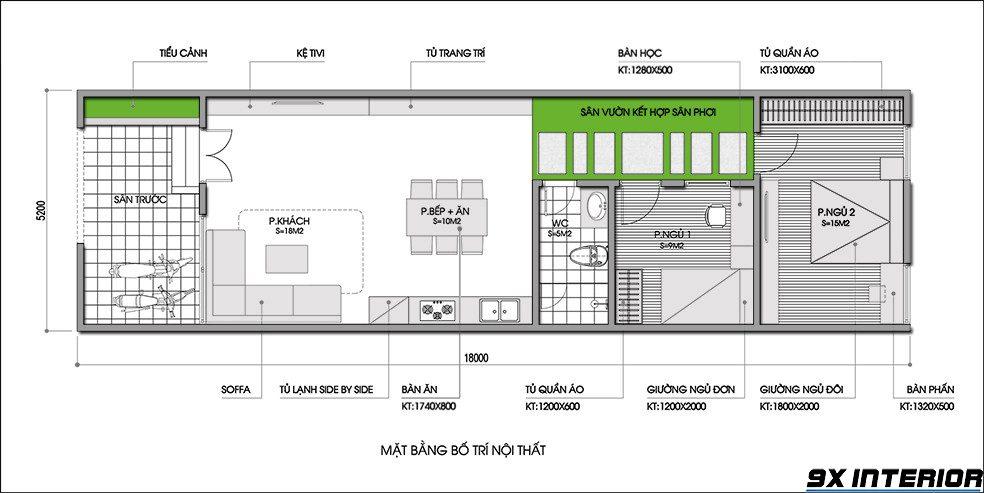Thiết kế nhà cấp 4 không chỉ giúp bạn đưa ra mức dự toán chi phí xây nhà chính xác