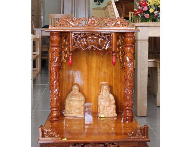 Mẫu bàn thờ ông táo 02