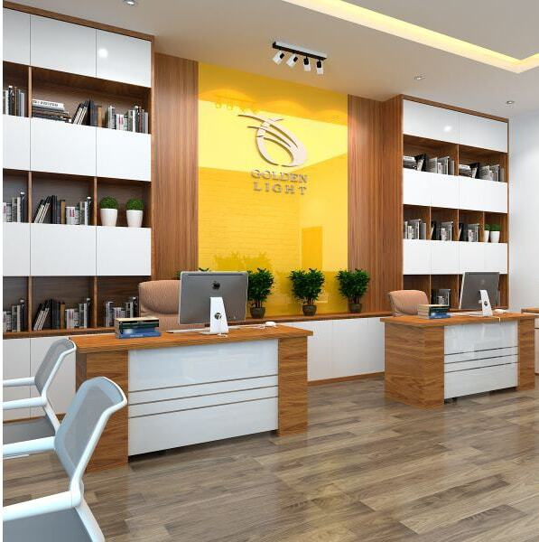 Thiết kế văn phòng Golden Light