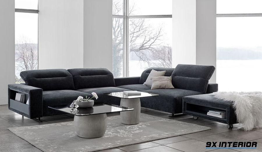 BoConcept (Đan Mạch) là một trong những thương hiệu sản xuất sofa có tiếng tại Việt Nam