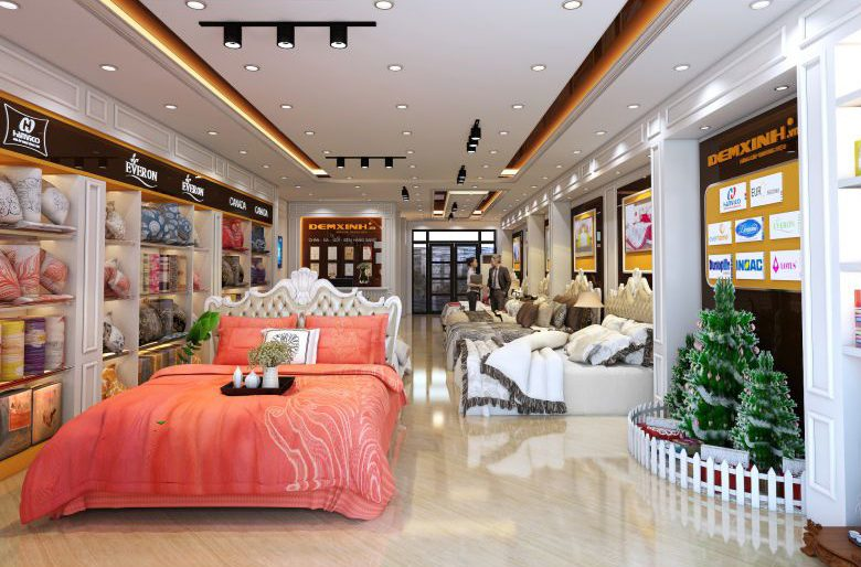 Showroom Đệm Xinh – Hàm Nghi