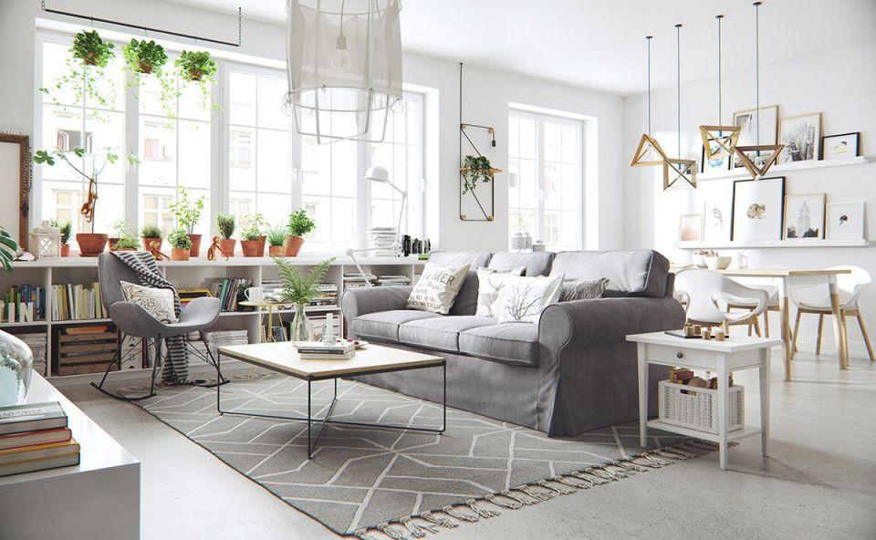 Làm thế nào để mang Scandinavia style vào căn nhà của mình?