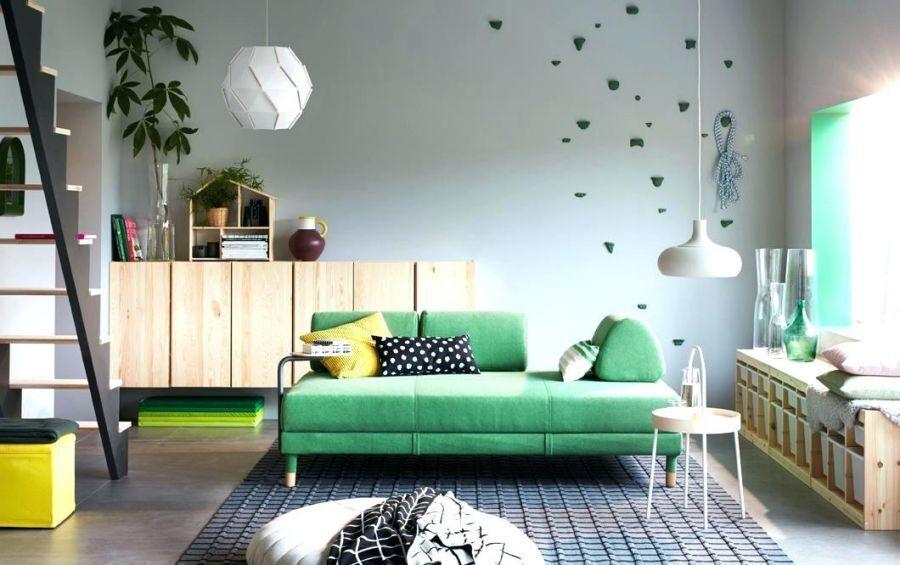Màu sắc tươi sáng thể hiện sự năng động và cởi mở của chủ nhân ngôi nhà. Bạn nên biết cách phối màu để màu sắc các vật dụng trong phòng hài hòa với nhau.