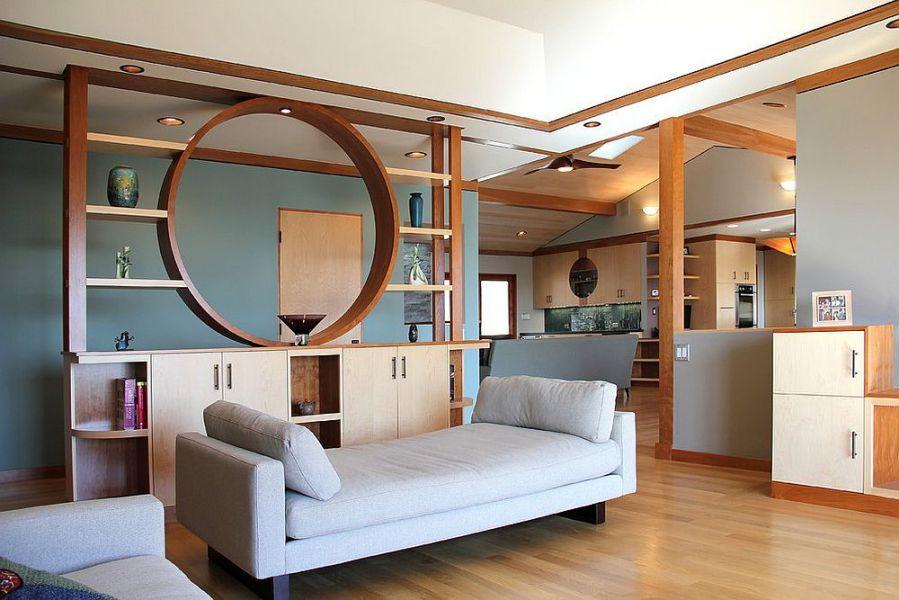 Mê mẩn trước 45+ mẫu vách ngăn phòng khách – bếp – ngủ đẹp, tiện lợi
