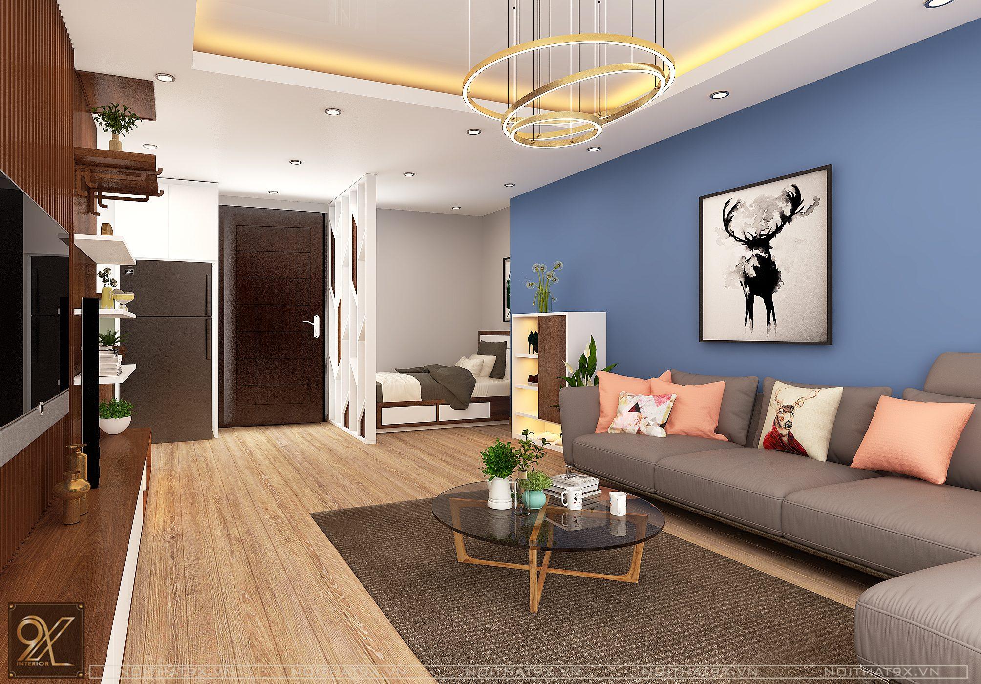 Công trình chung cư anh Hải – Eurowindow