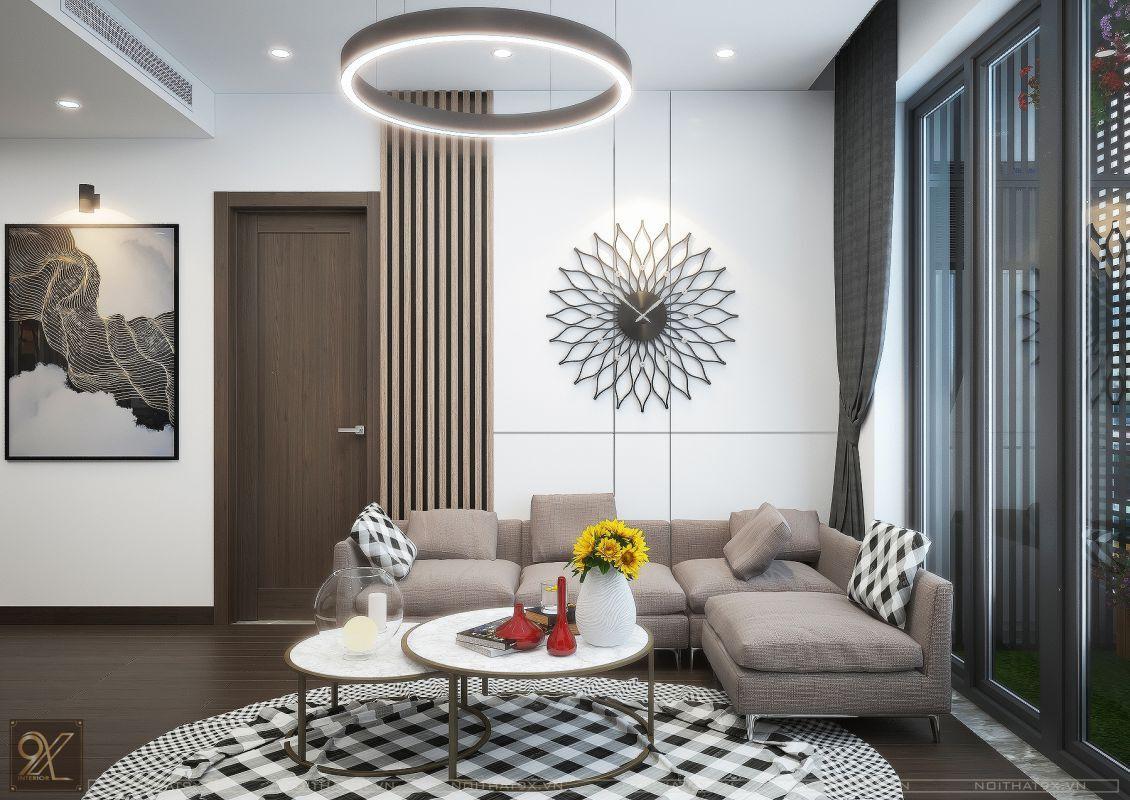 Công trình chung cư chị Nhâm – Sun Grand City