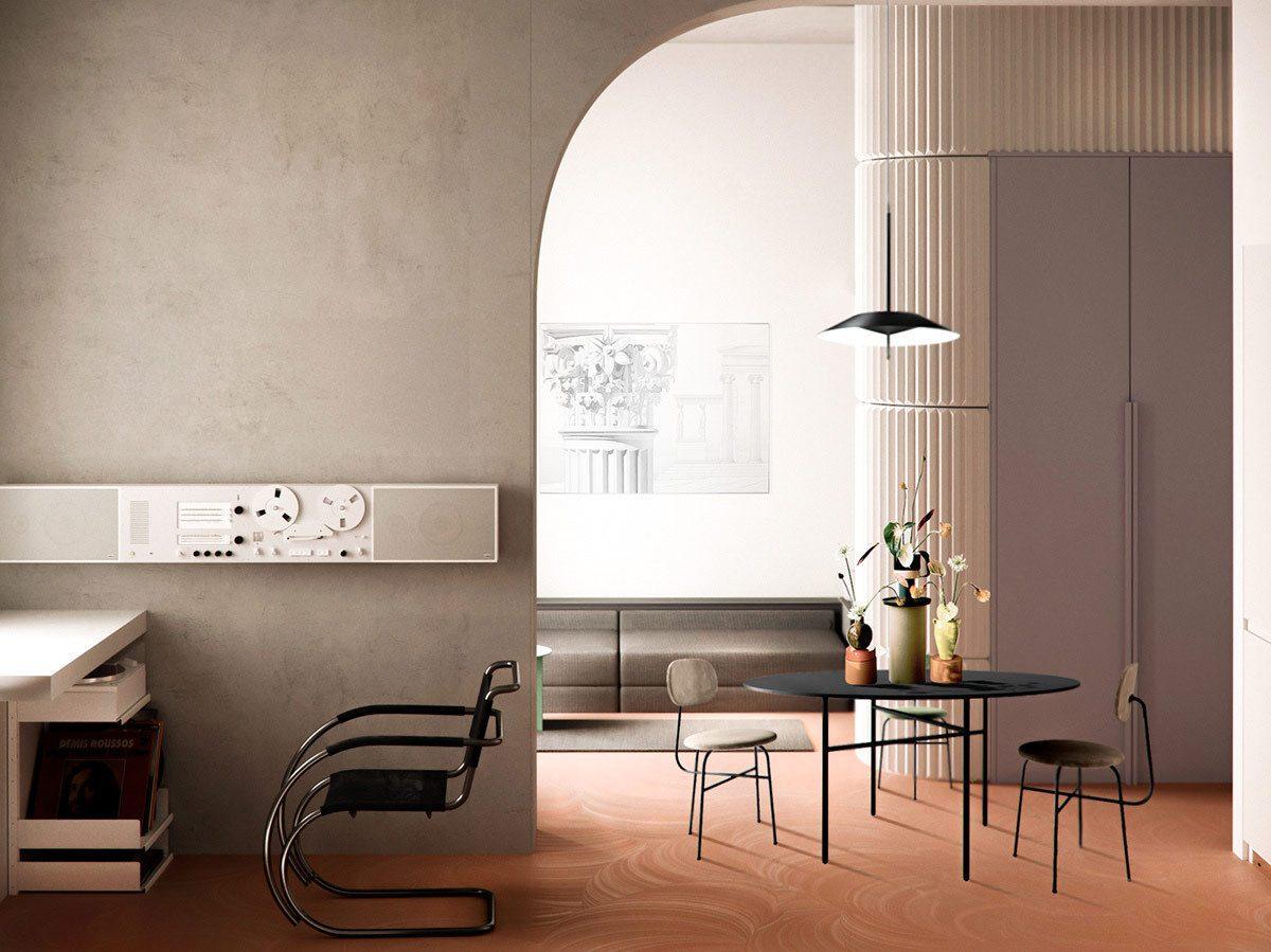 5 Mẹo đơn giản giúp không gian nhà nhỏ đẹp hơn
