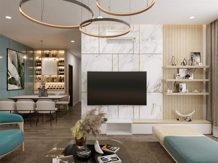 Tại sao phải thiết kế nội thất chung cư?